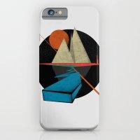 Mountain & Stars iPhone 6 Slim Case