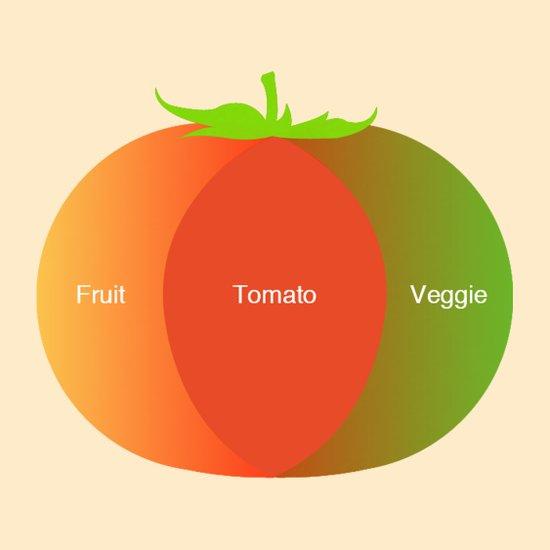 Tomato Science  Art Print