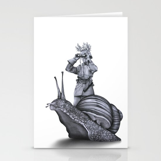 In which no explanation can be found Stationery Card