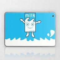 Milk Boy Laptop & iPad Skin