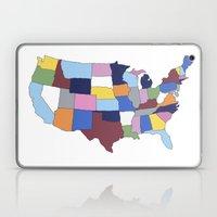 USA Laptop & iPad Skin