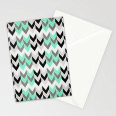 IceChevron Stationery Cards