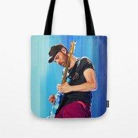 Jonny Buckland - MX Tote Bag