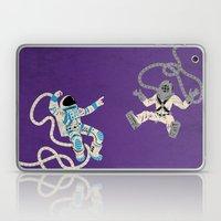 Strange Encounters  Laptop & iPad Skin