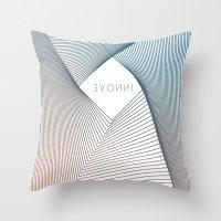 INNOVE Throw Pillow