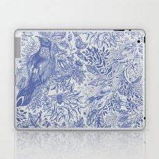 Crow Pattern Laptop & iPad Skin