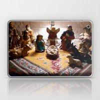 Unto Us A Child Is Born.… Laptop & iPad Skin