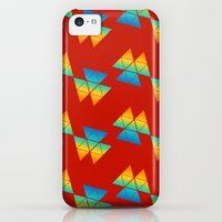 iPhone Cases featuring Triangles by Joe Schultz