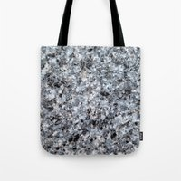 Granite mineral Tote Bag