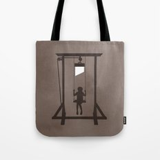 Swing Blade Tote Bag