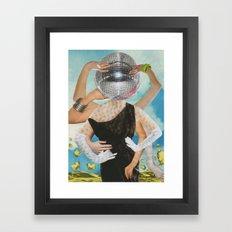 Collage 14 Framed Art Print