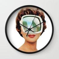 Vylsa Scikona Wall Clock