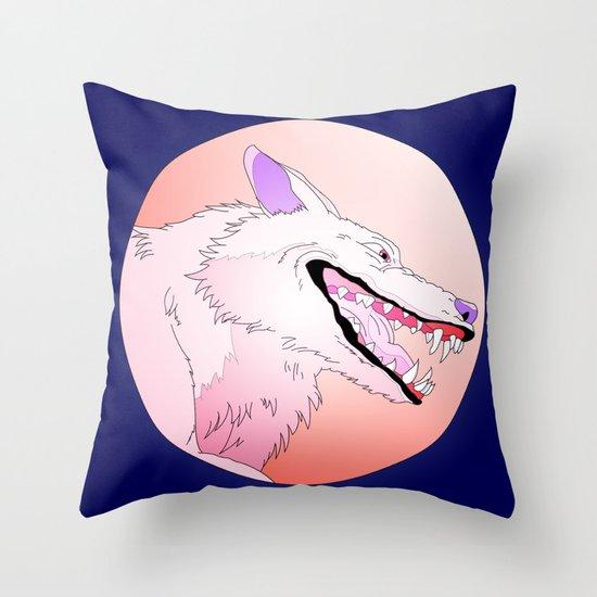 Moro Throw Pillow