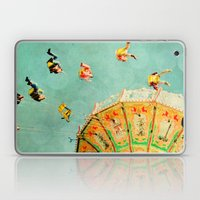 You Spin Me Right Round … Laptop & iPad Skin