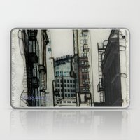 Slice Of San Francisco Laptop & iPad Skin
