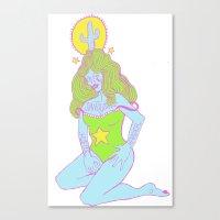 Starletta Canvas Print