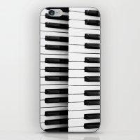 Keys iPhone & iPod Skin