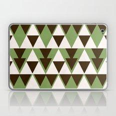 Triangles Laptop & iPad Skin