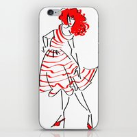 Fashion Stripes iPhone & iPod Skin