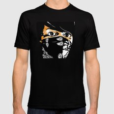 Bandit Mens Fitted Tee Black SMALL