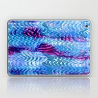 Pink Amongst The Ripples Laptop & iPad Skin