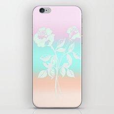 Pastel Roses iPhone & iPod Skin