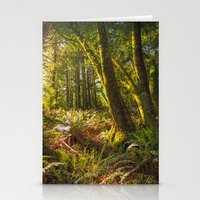 Redwood Regional Stationery Cards