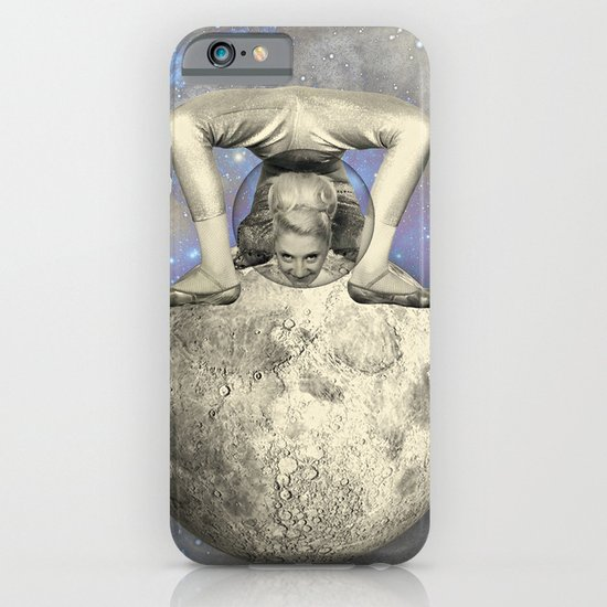 COSMIC CONTORTIONIST iPhone & iPod Case