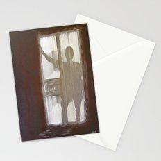 Shadowman Stationery Cards