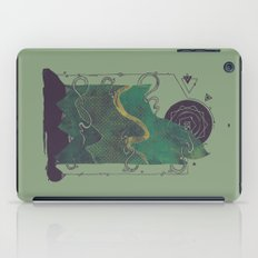 Northern Nightsky iPad Case