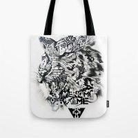 Venom Fame Tote Bag