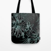 Night In The Tropics Tote Bag