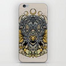 Buffalo Attack iPhone & iPod Skin