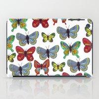 Flutterby Butterfly iPad Case