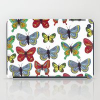 Flutterby Butterfly iPad Case