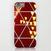 Geometric Shadow iPhone 6 Slim Case