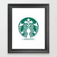 STARFITS Framed Art Print