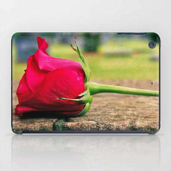 Rose aesthetics iPad Case