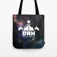 Dreck-The Final Frontier Tote Bag
