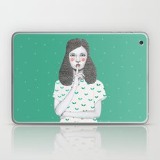 Lorena Laptop & iPad Skin