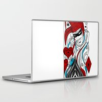 joker Laptop & iPad Skins featuring JOKER by taniavisual