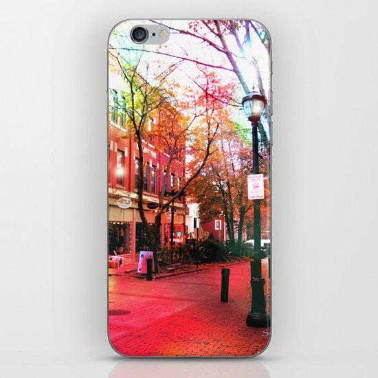 Salem Lights iPhone & iPod Skin
