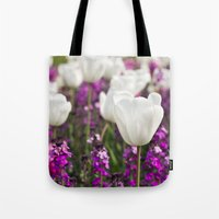 The delicate life Tote Bag