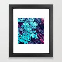 WOODLANDERS Framed Art Print