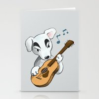 K.K. Slider Stationery Cards