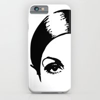 iPhone & iPod Case featuring eye opener by modernfred
