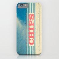 Chips iPhone 6 Slim Case