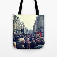 A London Parade  Tote Bag