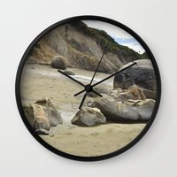 Bolder Field Wall Clock