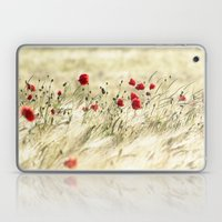 A POPPY  POEM Laptop & iPad Skin